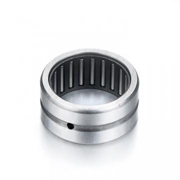ISO 3210-2RS angular contact ball bearings